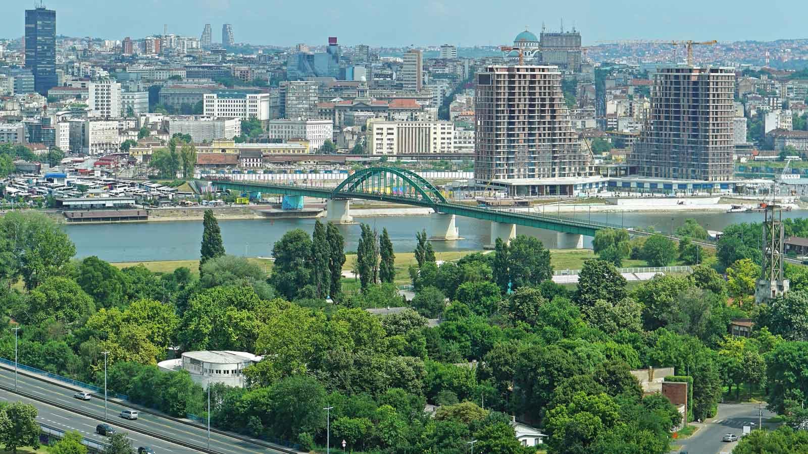 Belgrad'daki Türk Firmaları
