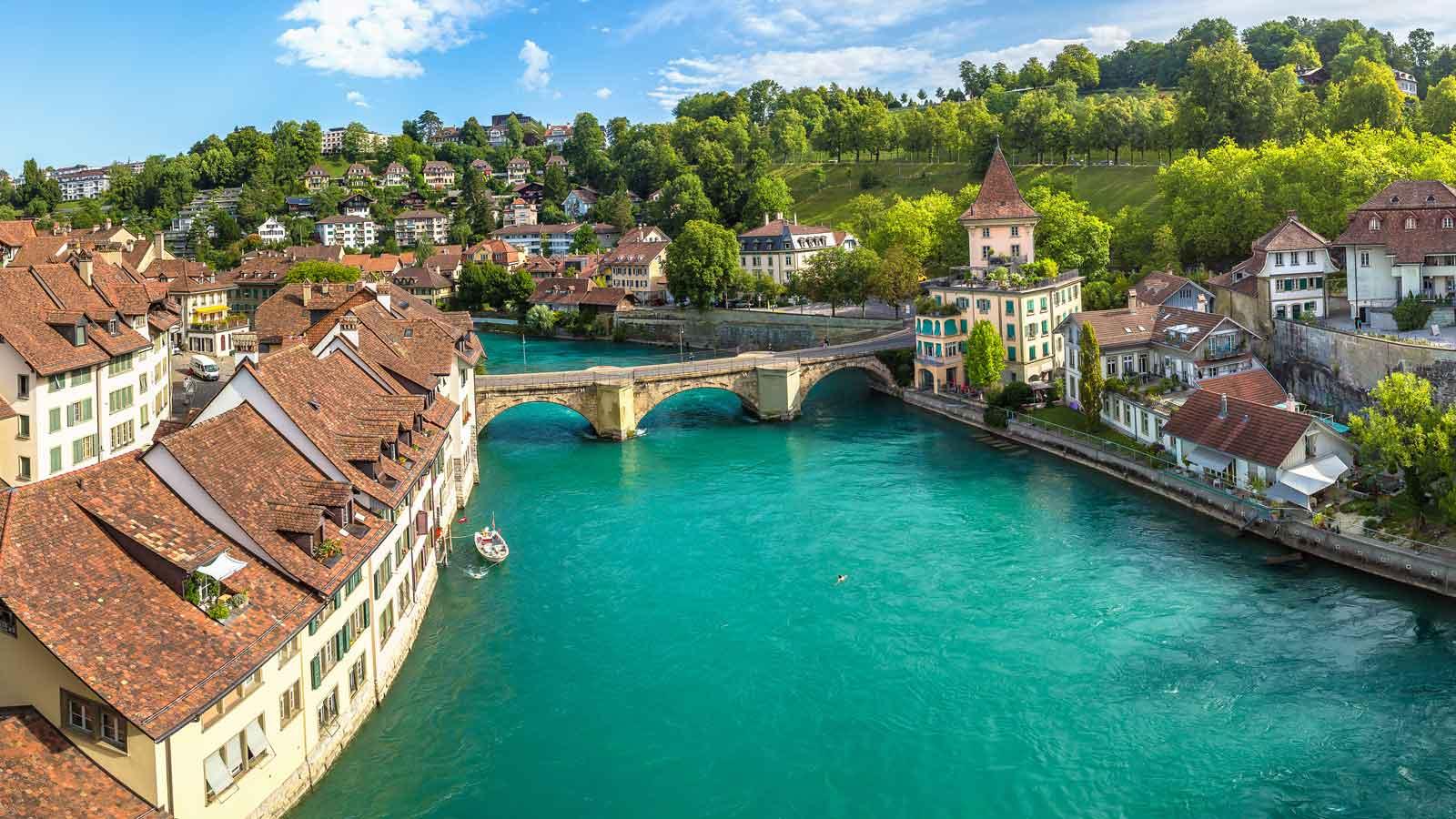 Bern'deki Türk Firmaları