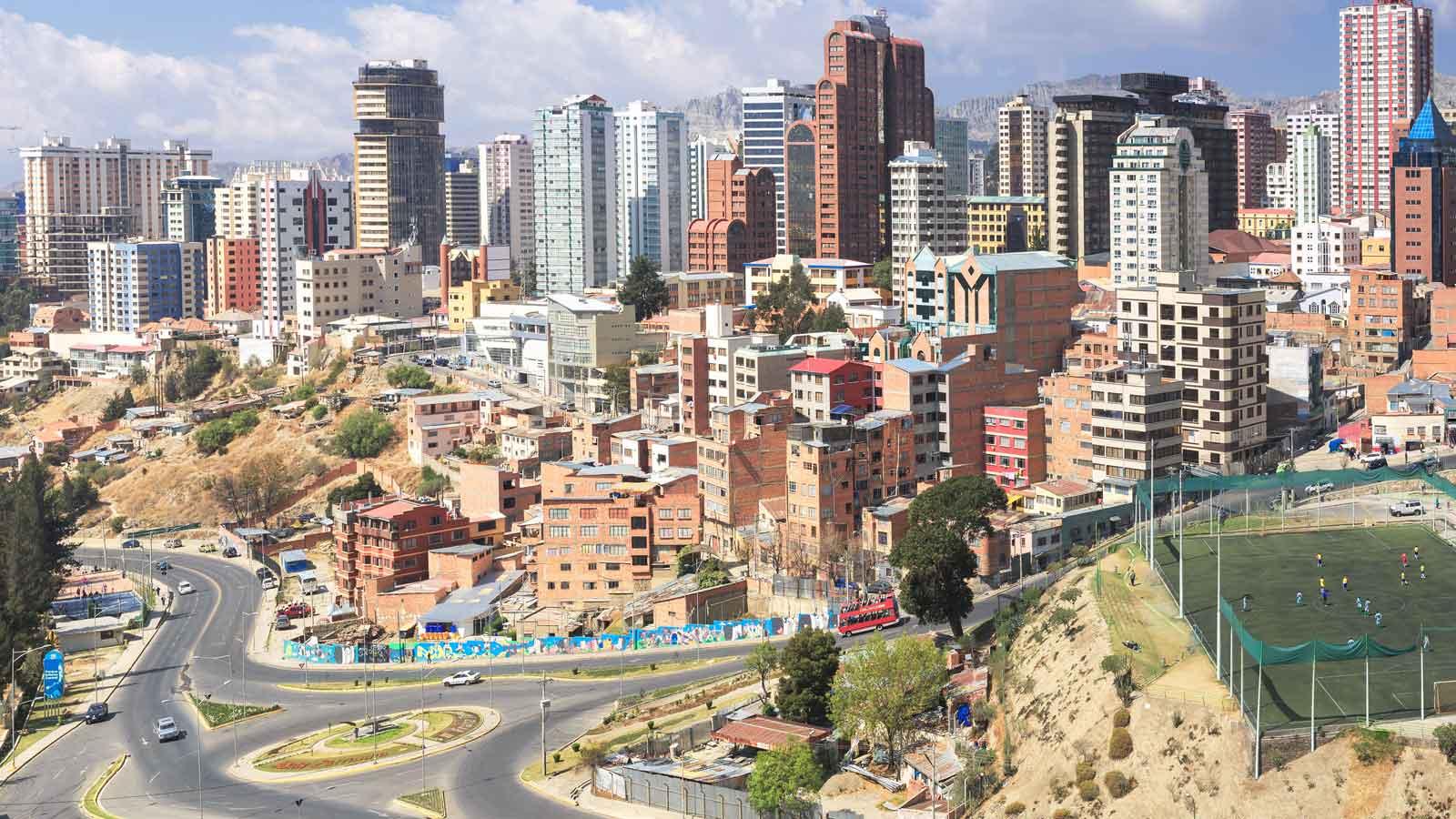 Bolivya'daki Türk Firmaları
