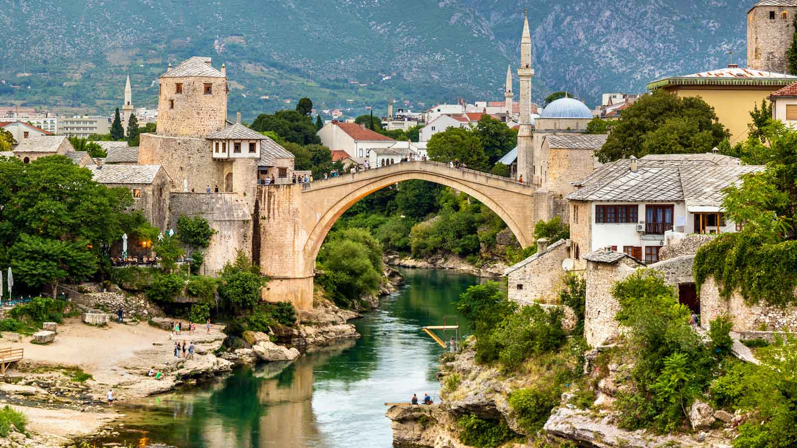 Bosna Hersek'teki Türk Firmaları
