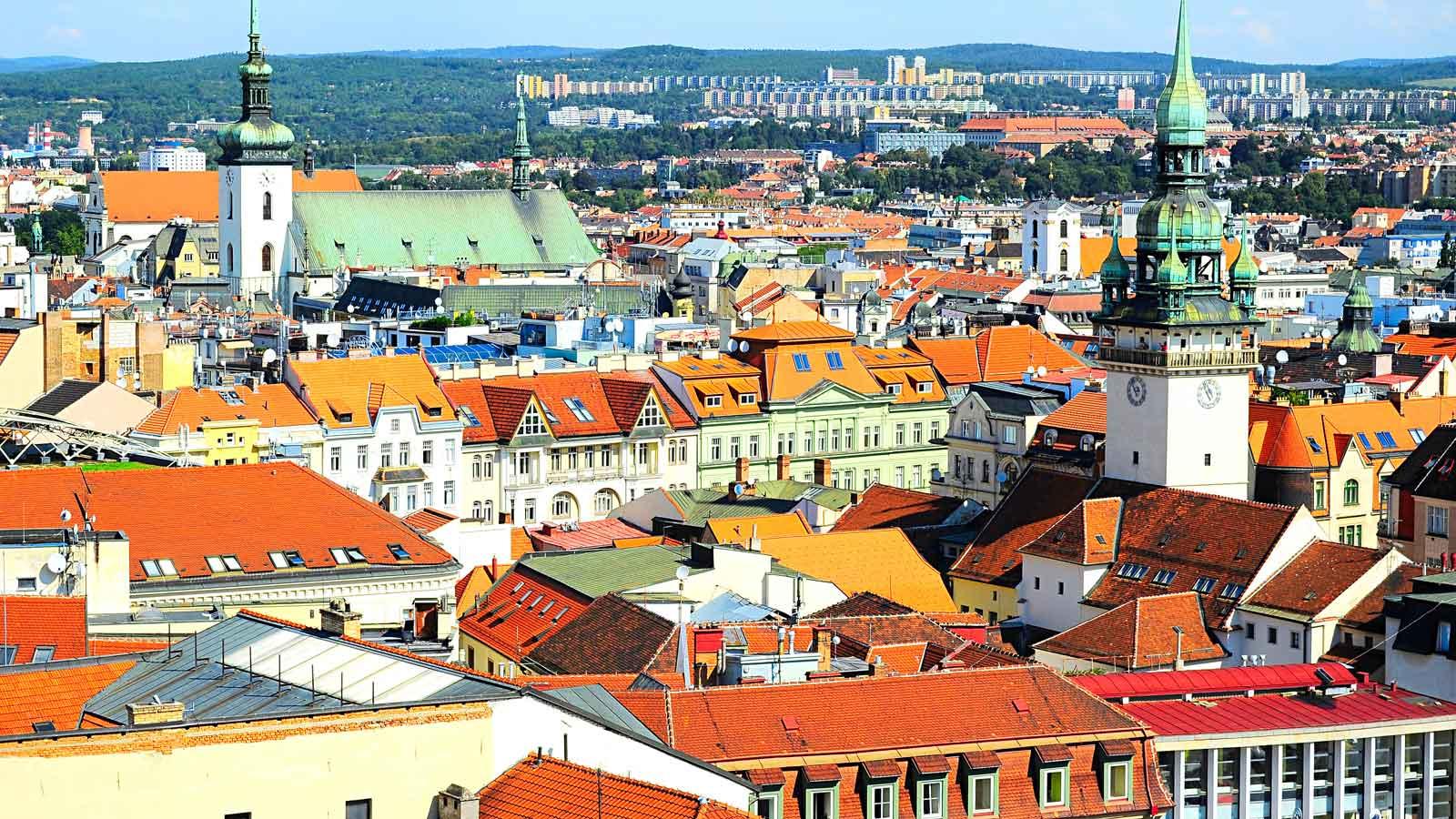 Brno'daki Türk Firmaları