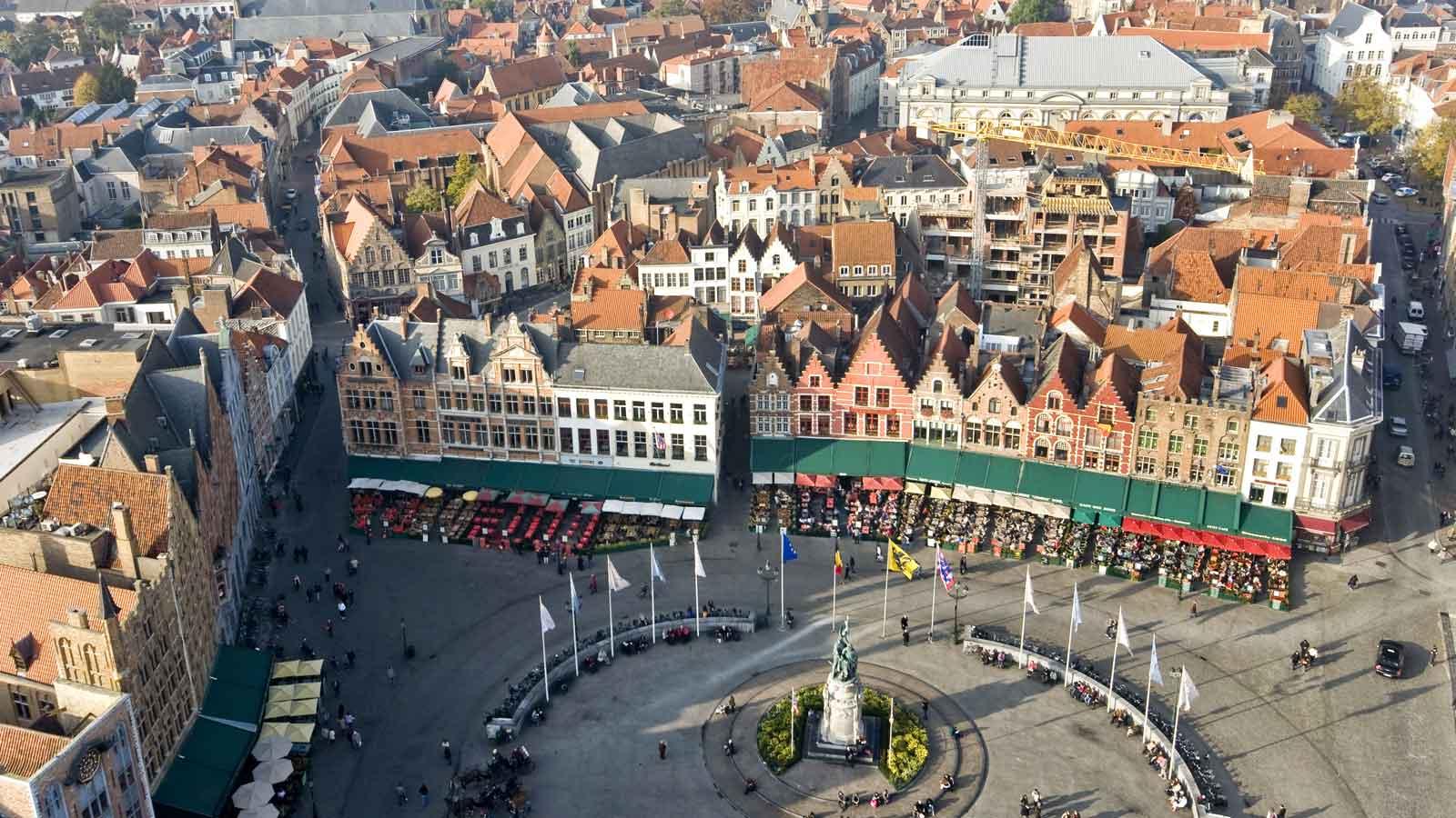 Brugge'deki Türk Firmaları
