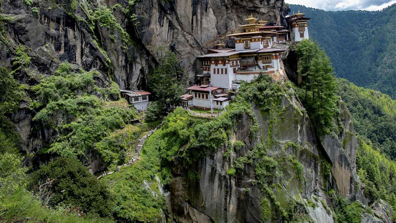 Butan Krallığı'ndaki Türk Firmaları