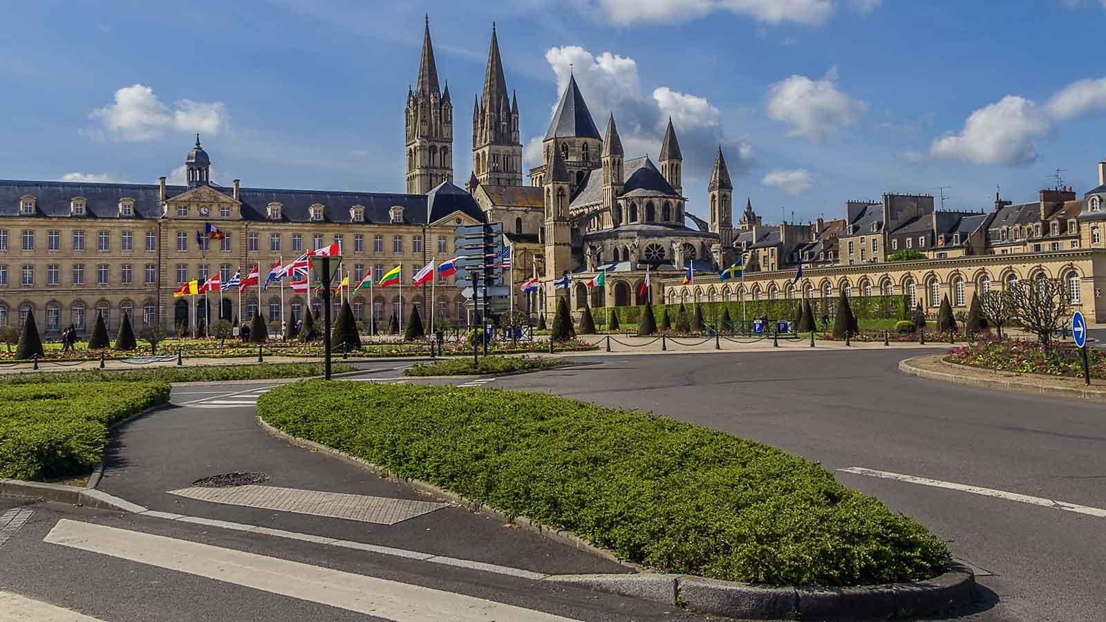 Caen'daki Türk Firmaları