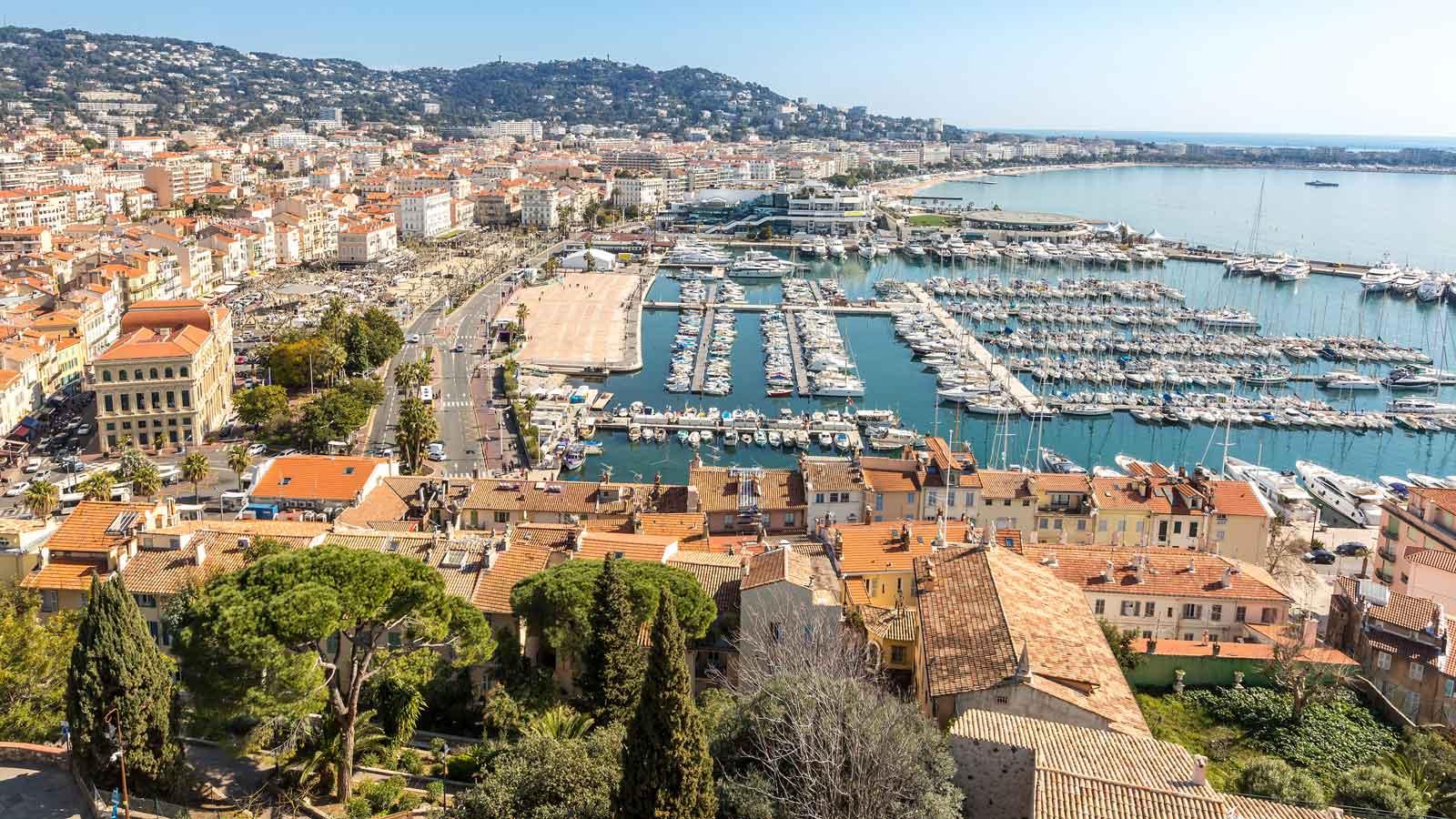Cannes'teki Türk Firmaları