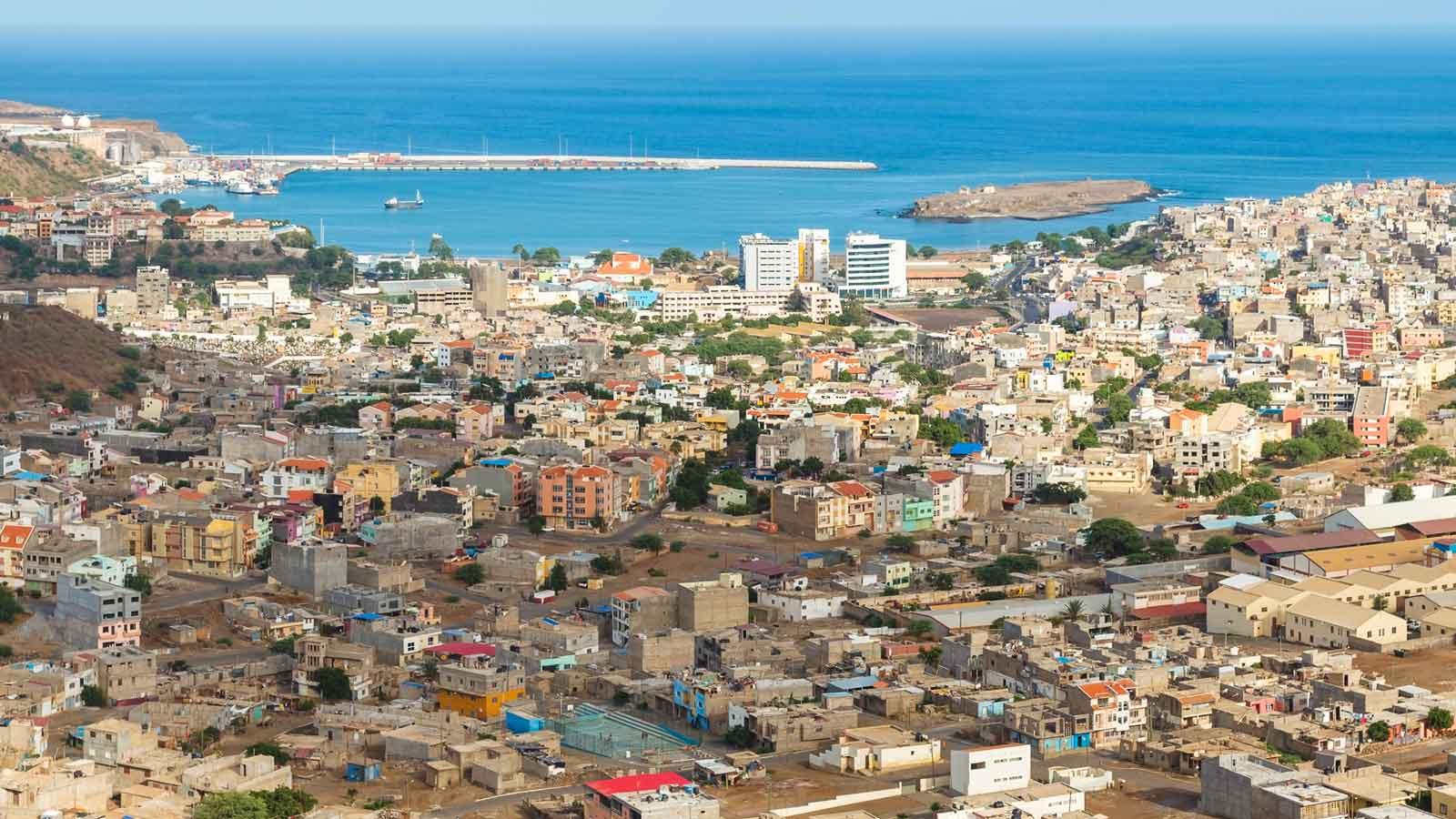 Cape Verde'deki Türk Firmaları