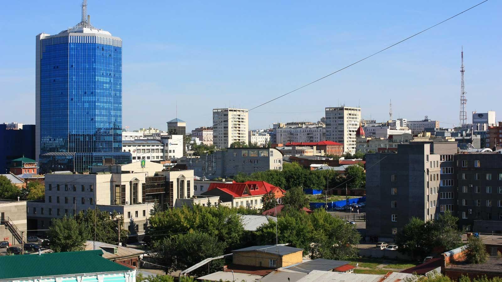 Çelyabinsk'deki Türk Firmaları
