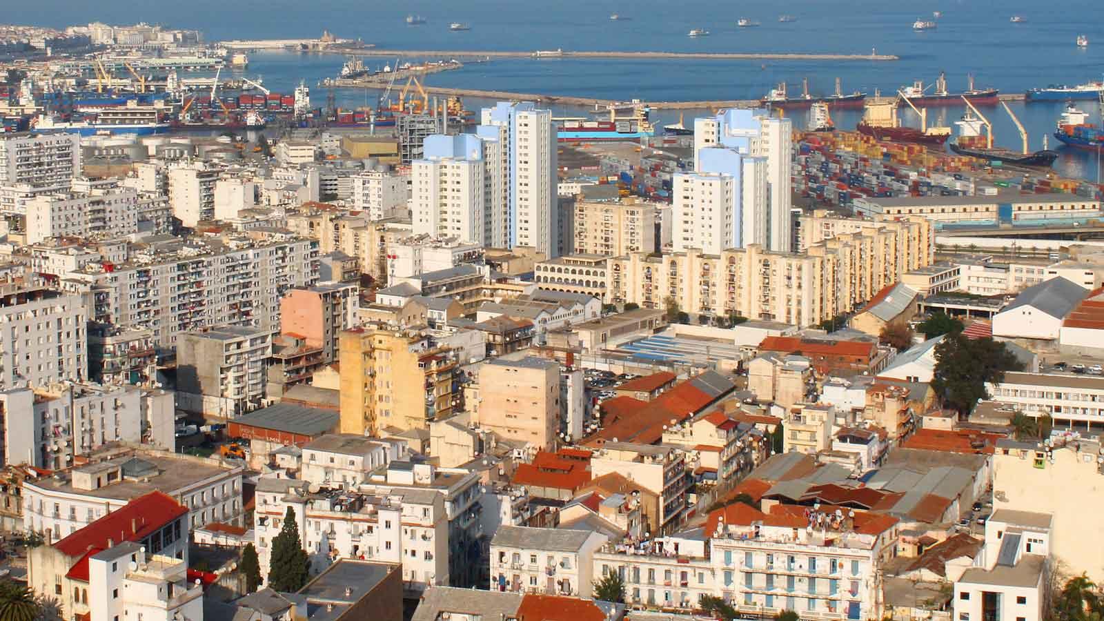 Cezayir'deki Türk Firmaları
