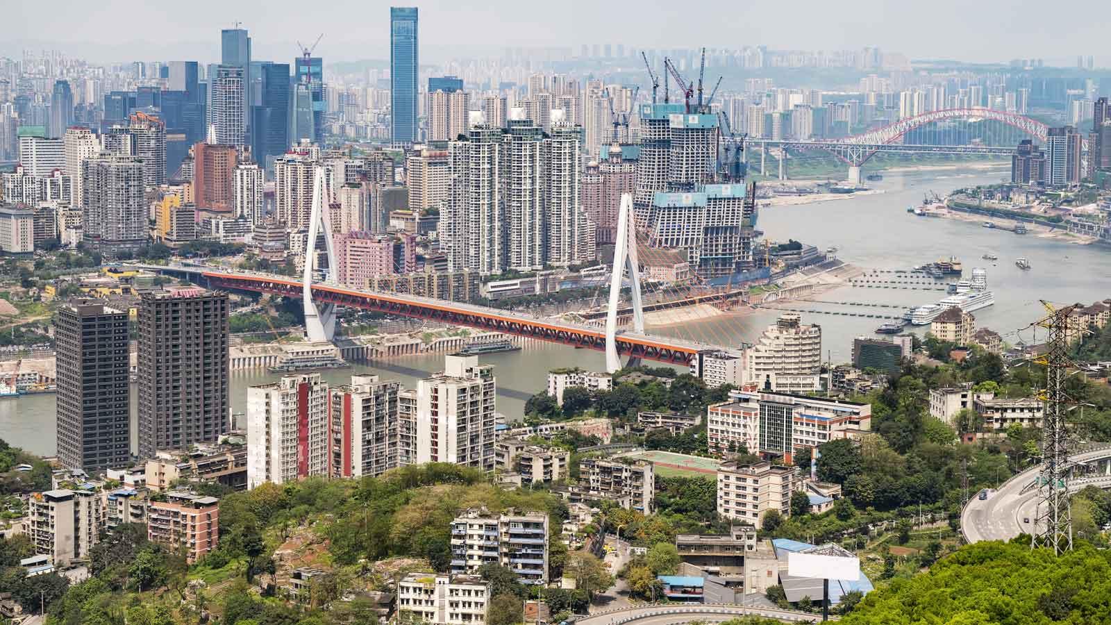 Chongqing'deki Türk Firmaları