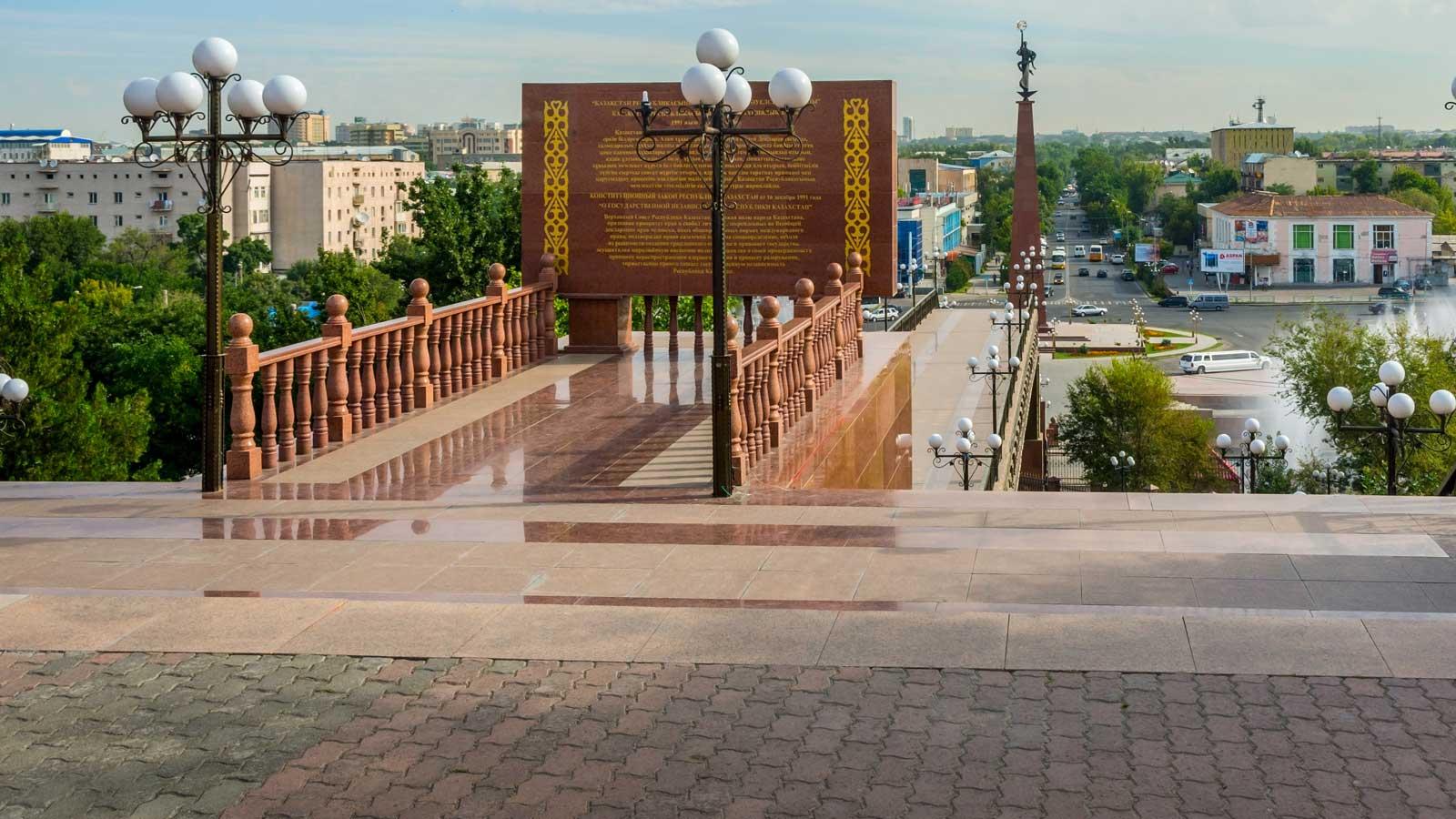 Çimkent'teki Türk Firmaları