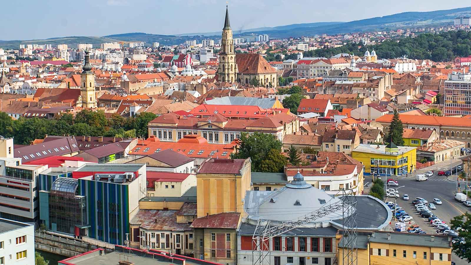 Cluj-Napoca'daki Türk Firmaları