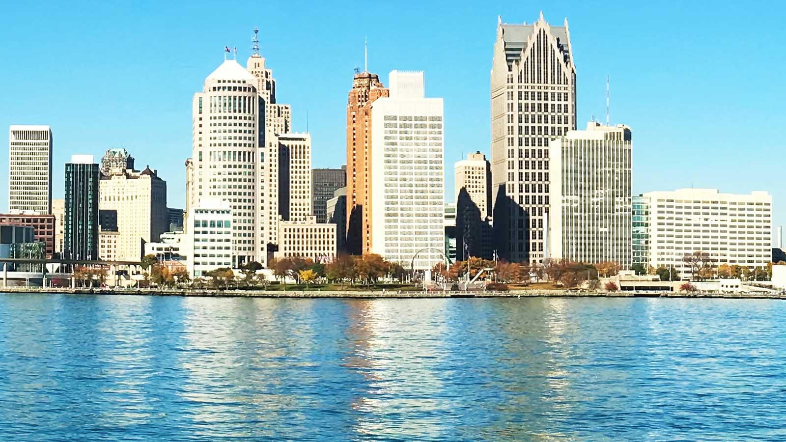 Detroit'teki Türk Firmaları