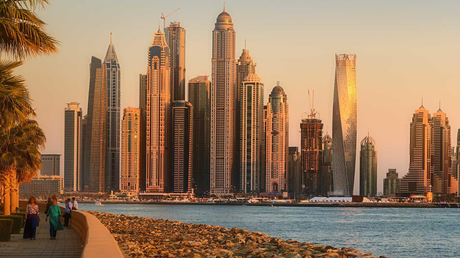 Dubai'deki Türk Firmaları
