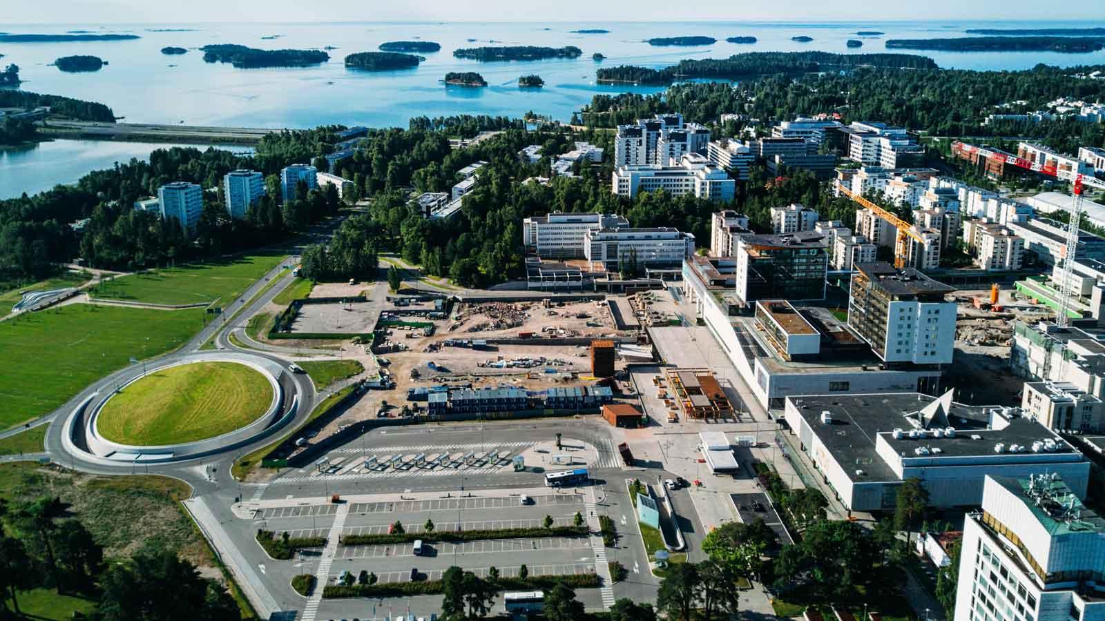 Espoo'daki Türk Firmaları