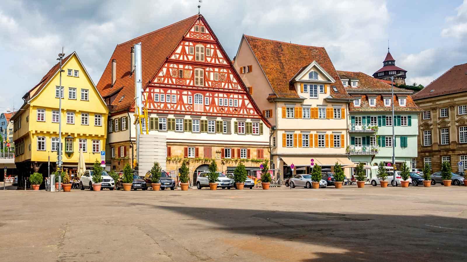 Esslingen am Neckar'daki Türk Firmaları
