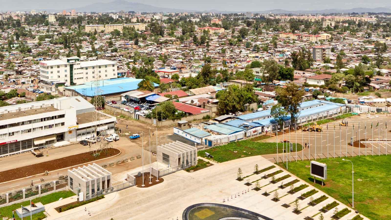 Etiyopya'daki Türk Firmaları