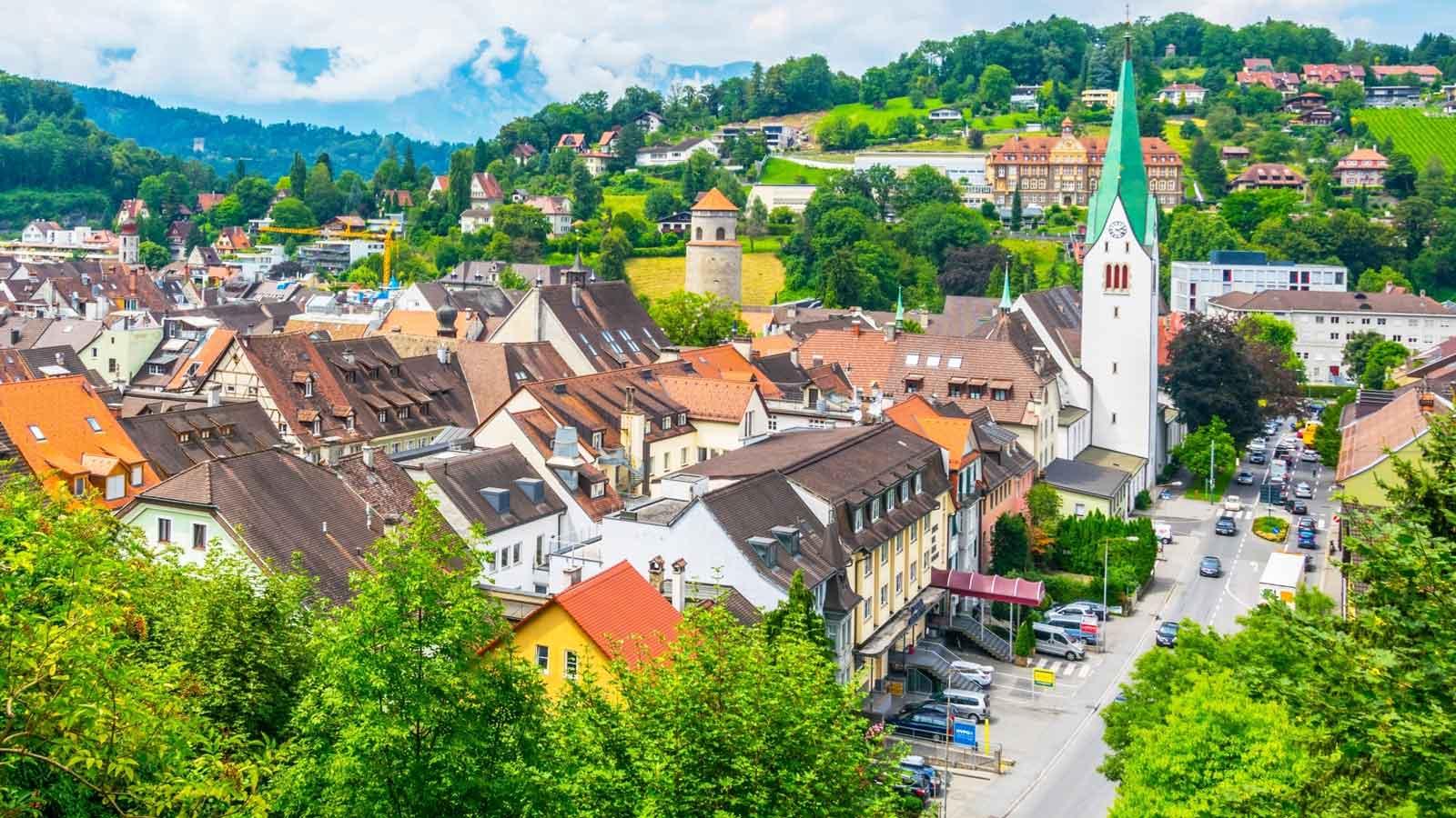 Feldkirch'deki Türk Firmaları