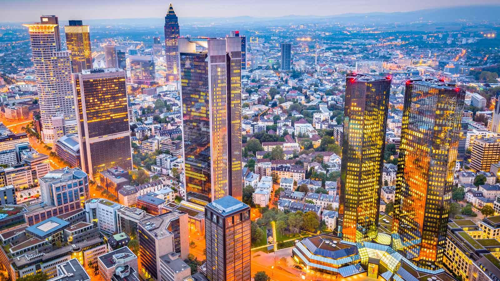 Frankfurt'taki Türk Firmaları
