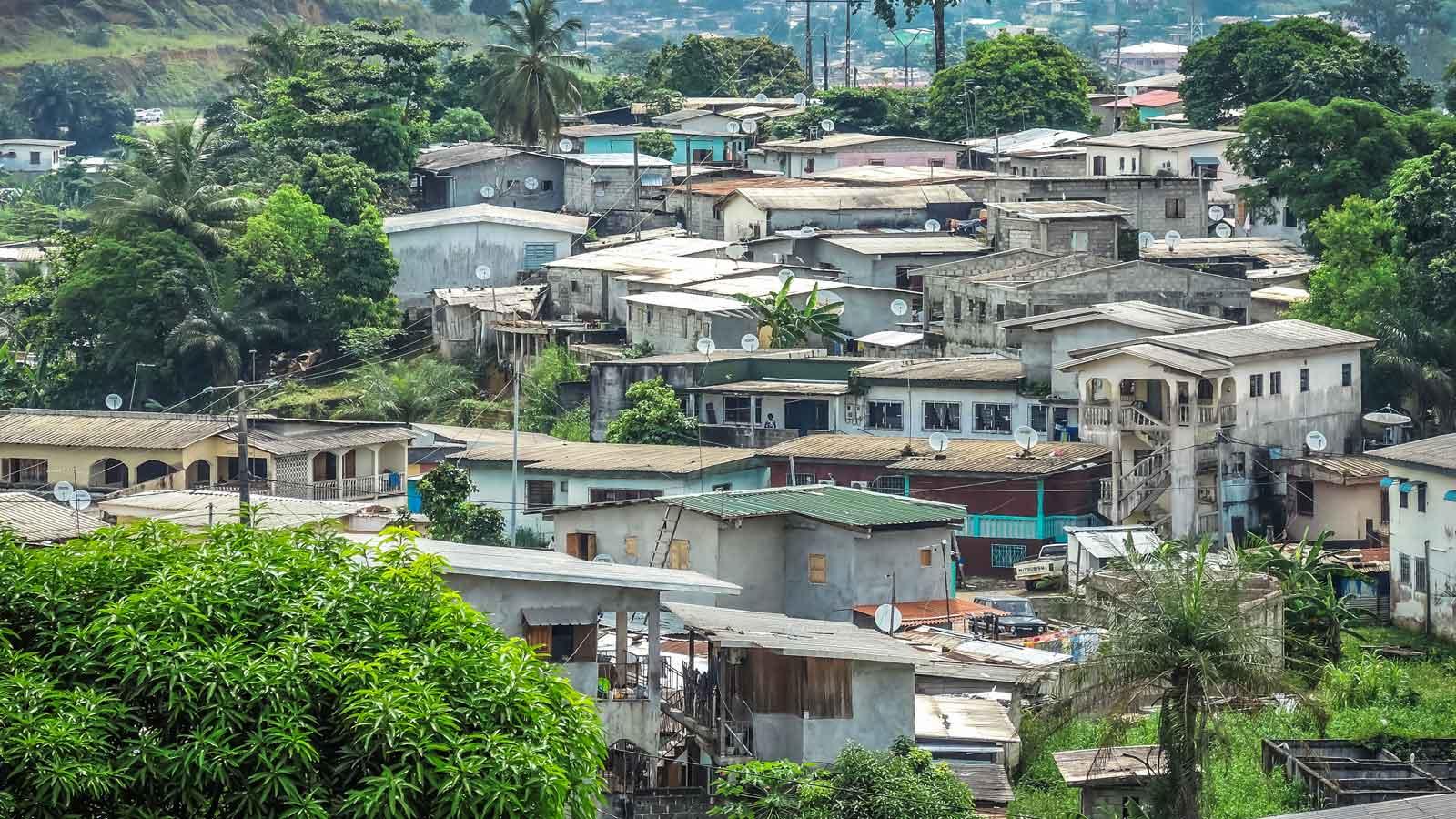 Gabon'daki Türk Firmaları