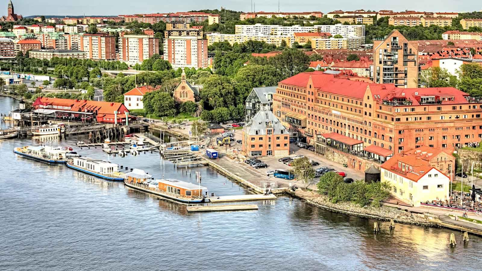 Göteborg'daki Türk Firmaları