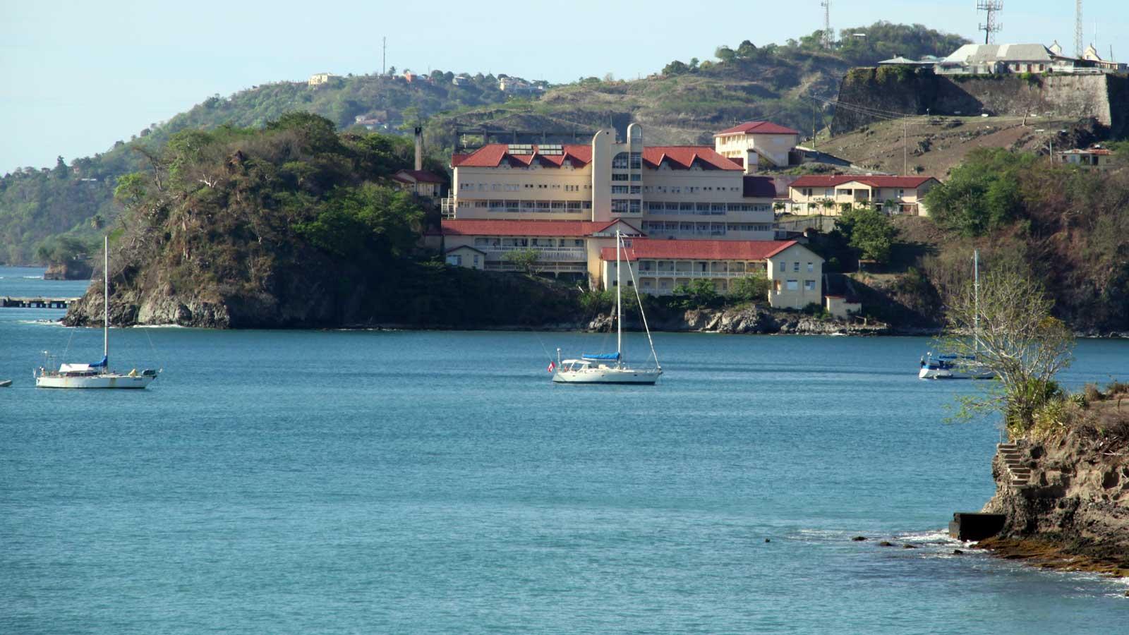 Grenada'daki Türk Firmaları