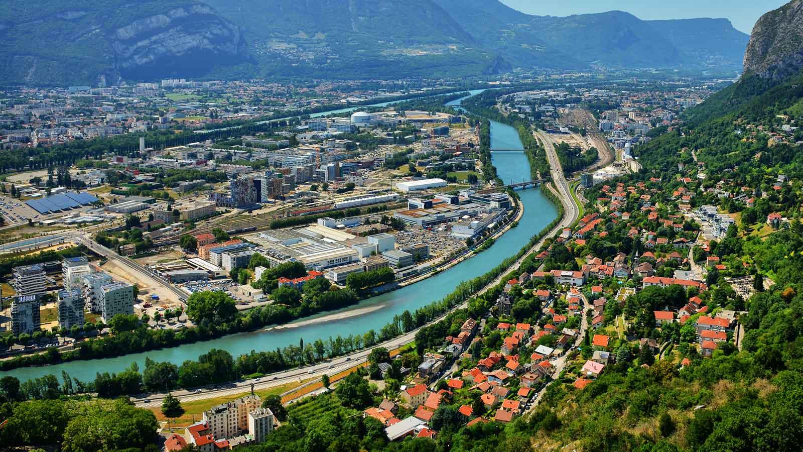 Grenoble'deki Türk Firmaları