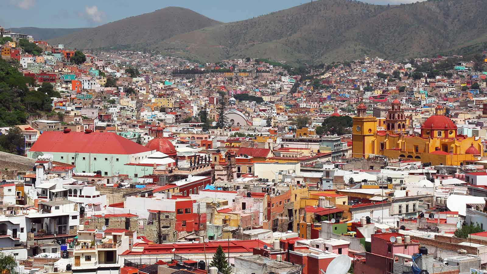 Guanajuato'daki Türk Firmaları