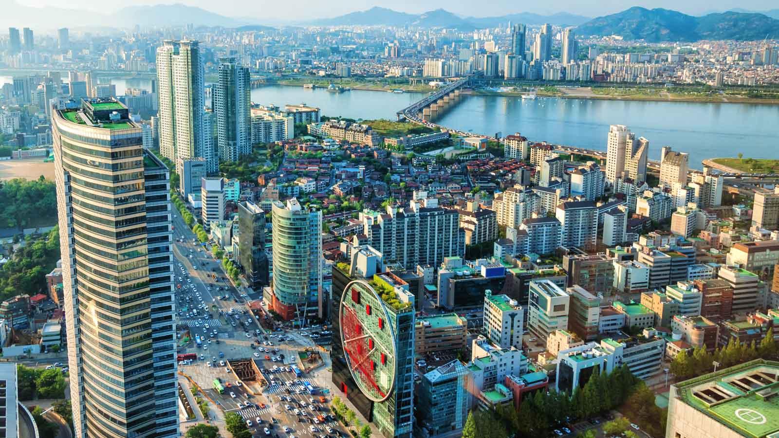 Güney Kore Cumhuriyeti'ndeki Türk Firmaları