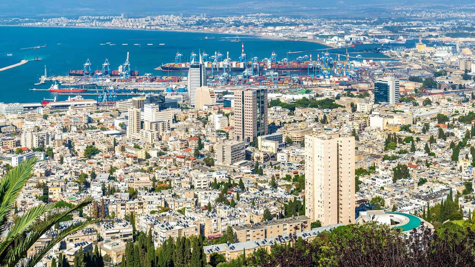 Haifa'daki Türk Firmaları