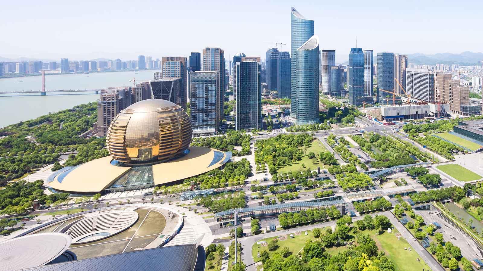 Hangzhou'daki Türk Firmaları