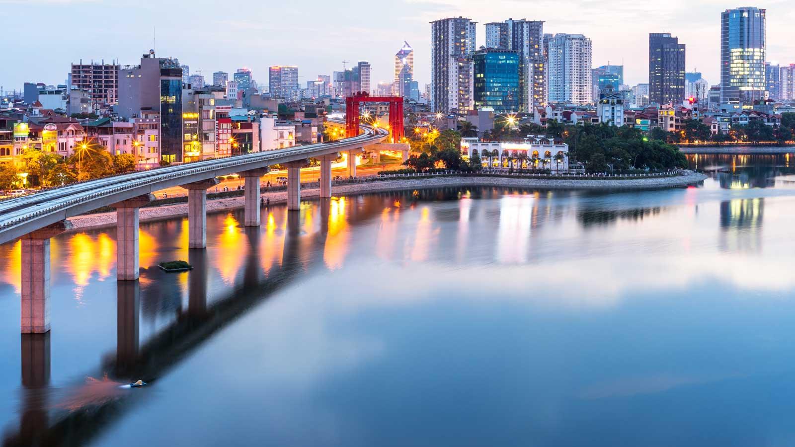 Hanoi'deki Türk Firmaları