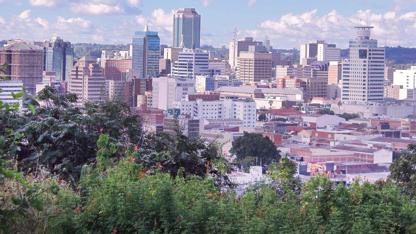 Harare'deki Türk Firmaları