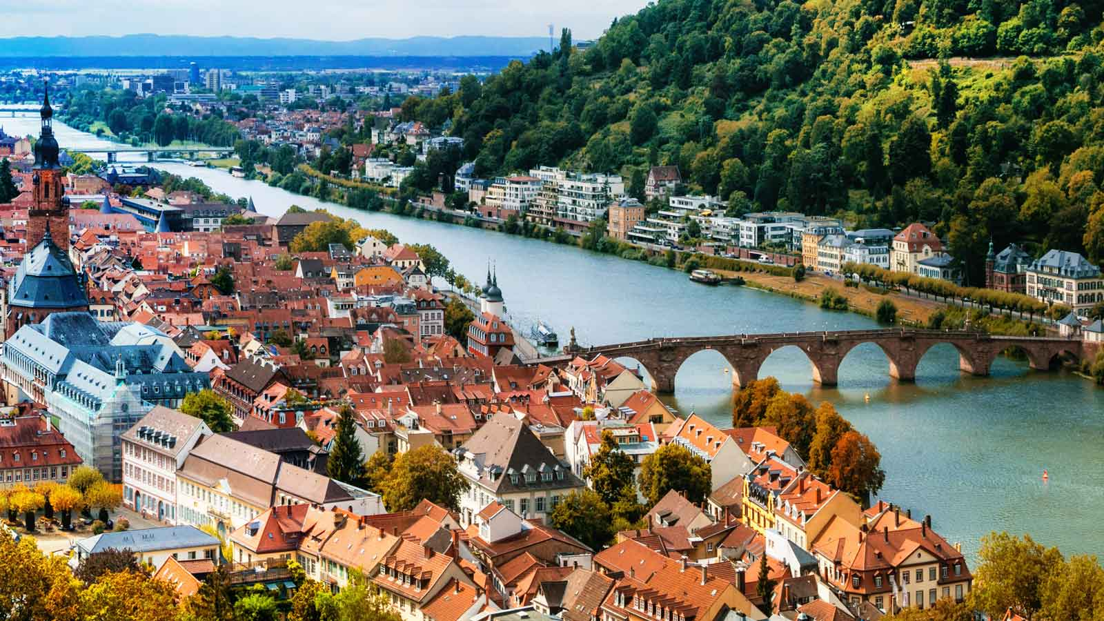 Heidelberg'deki Türk Firmaları