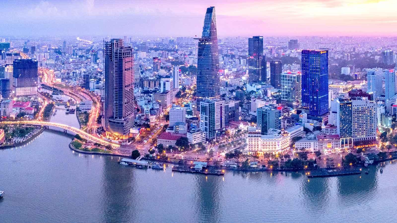 Ho Chi Minh'deki Türk Firmaları