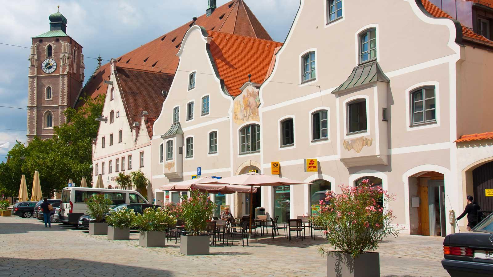 Ingolstadt'daki Türk Firmaları