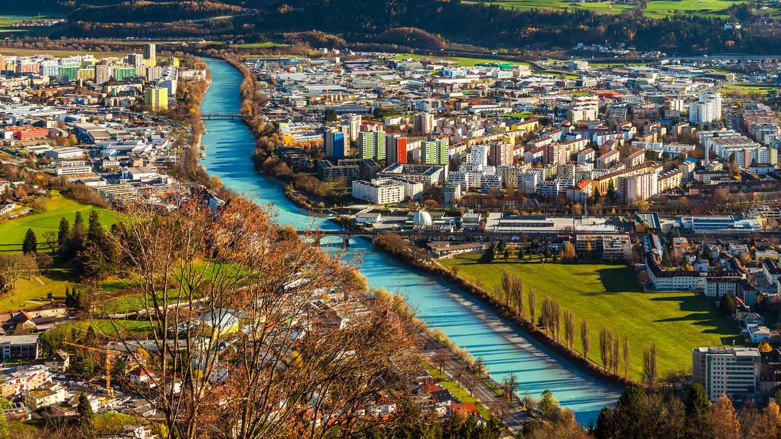 Innsbruck'daki Türk Firmaları