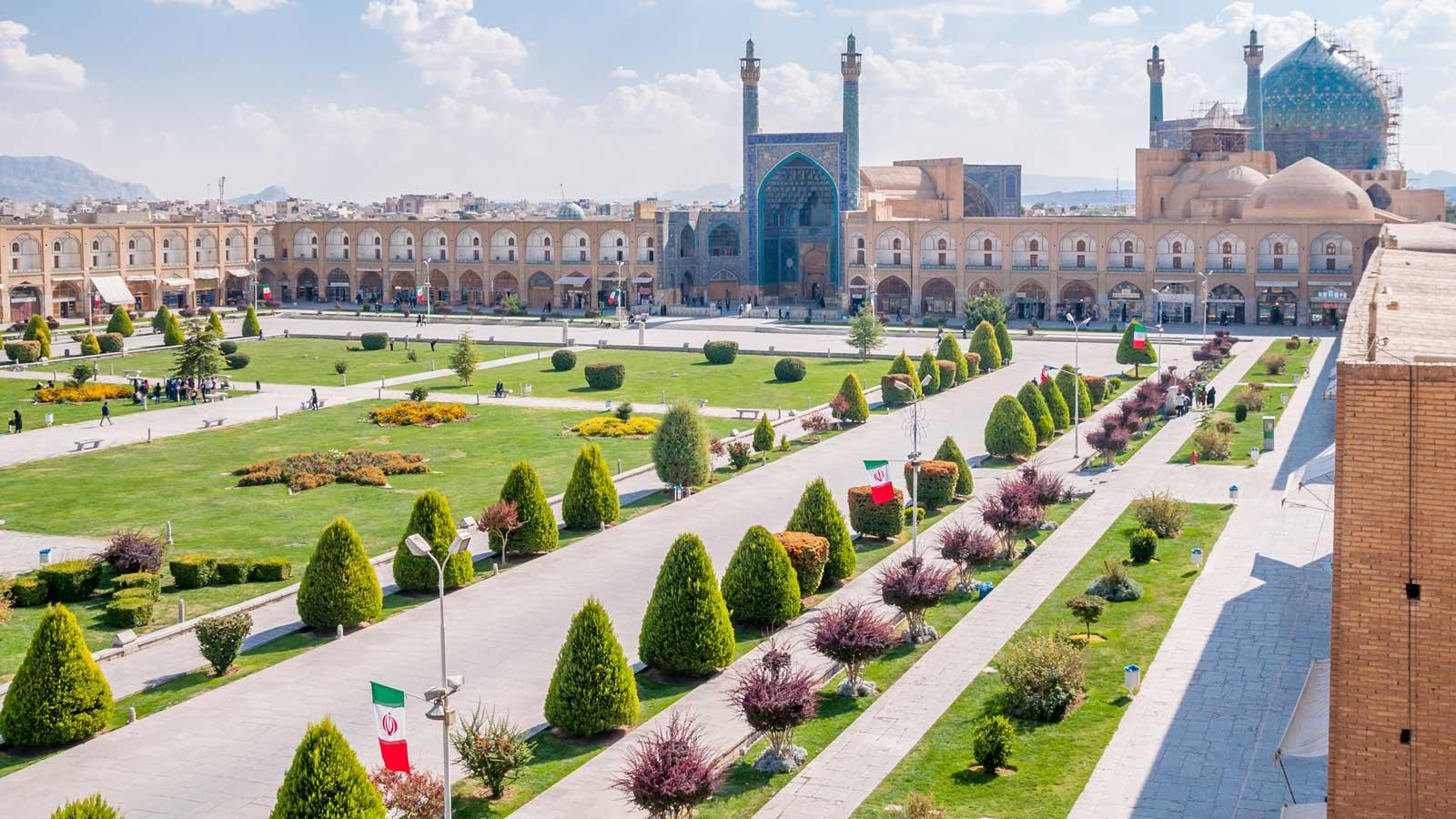 İsfahan'daki Türk Firmaları