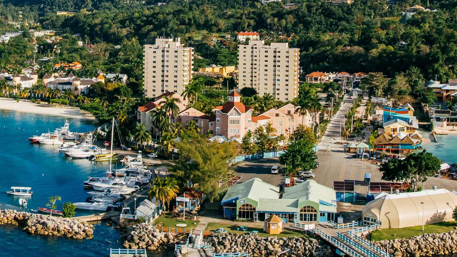 Jamaika'daki Türk Firmaları