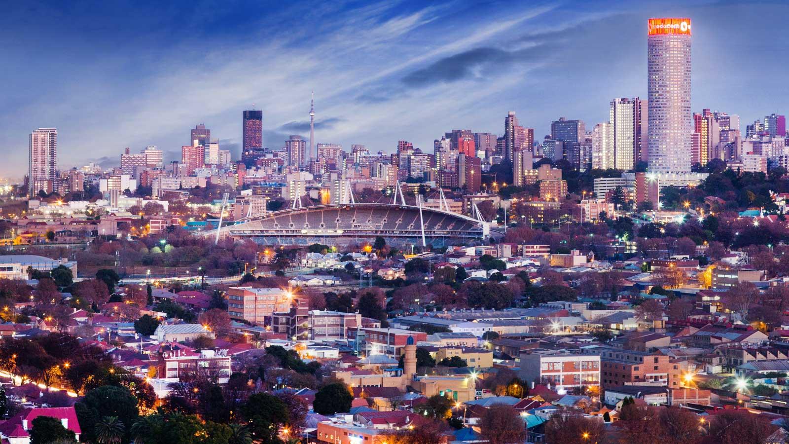 Johannesburg'daki Türk Firmaları