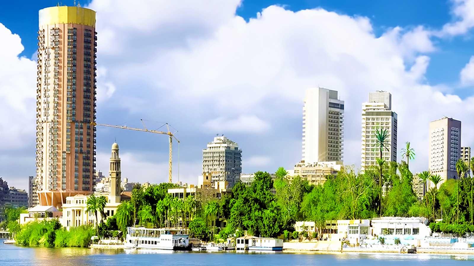 Kahire'deki Türk Firmaları