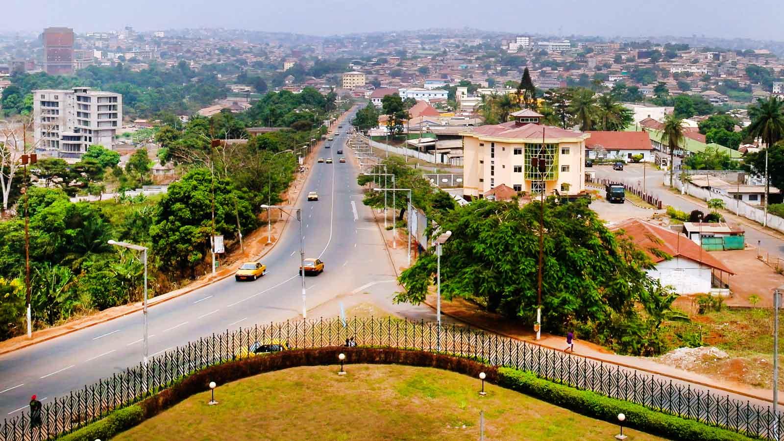 Kamerun'daki Türk Firmaları