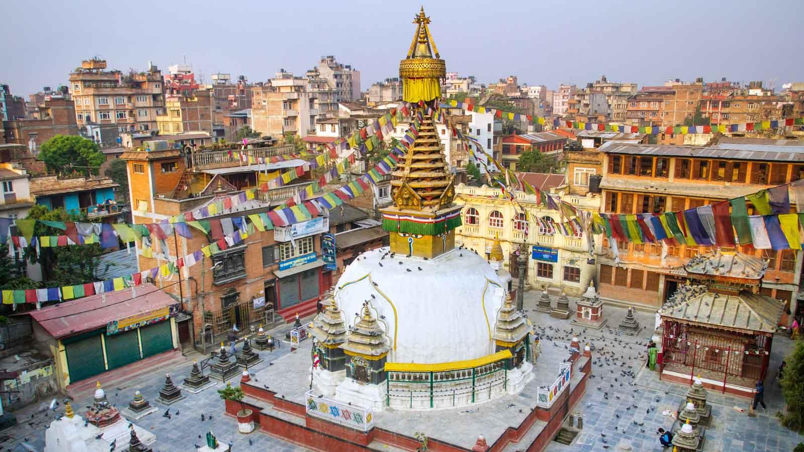 Katmandu'daki Türk Firmaları