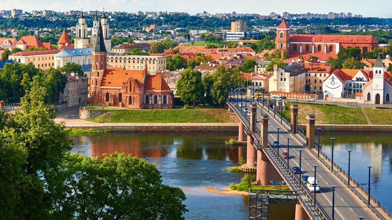 Kaunas'taki Türk Firmaları
