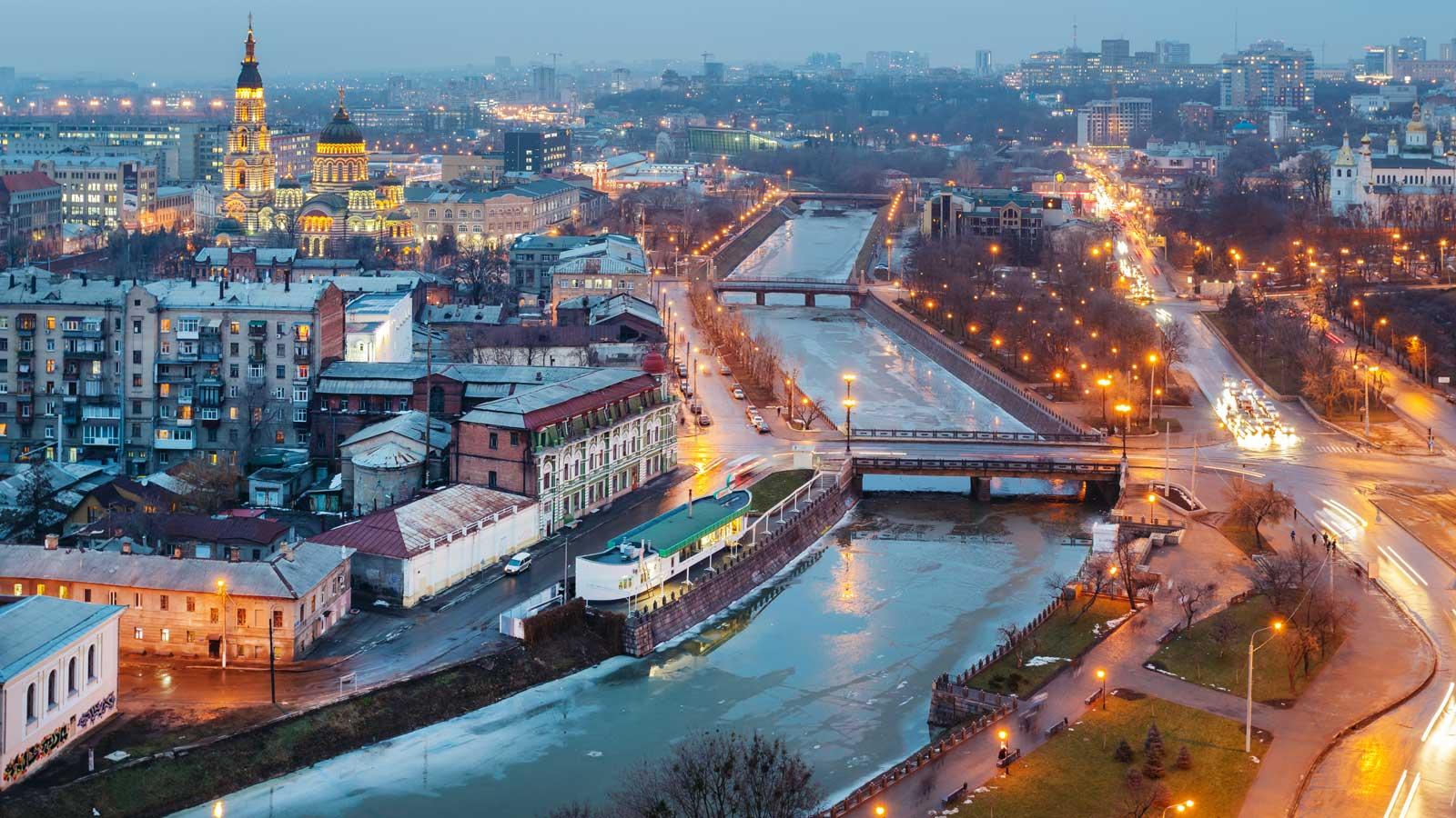 Kharkiv'deki Türk Firmaları