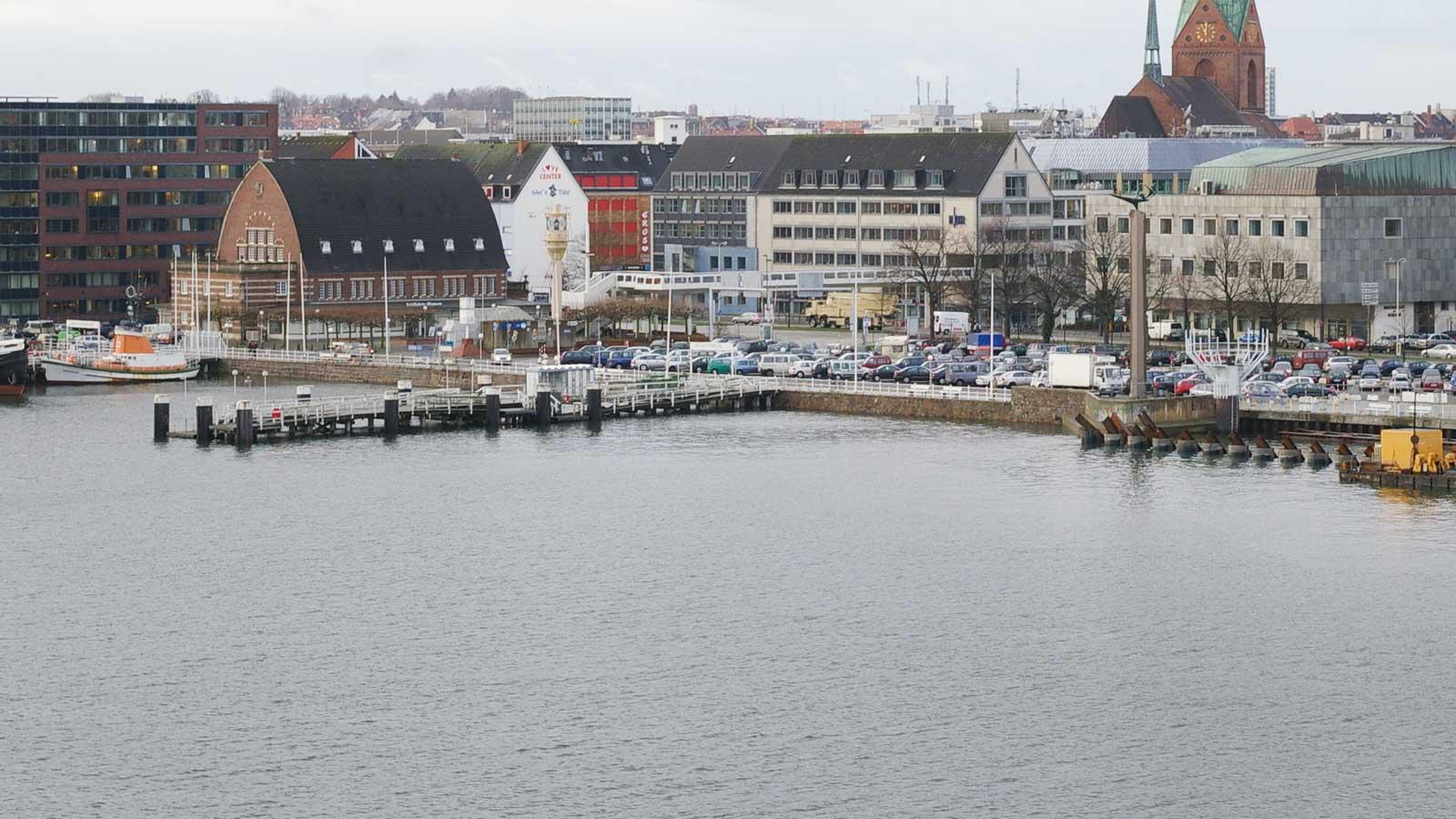 Kiel'deki Türk Firmaları