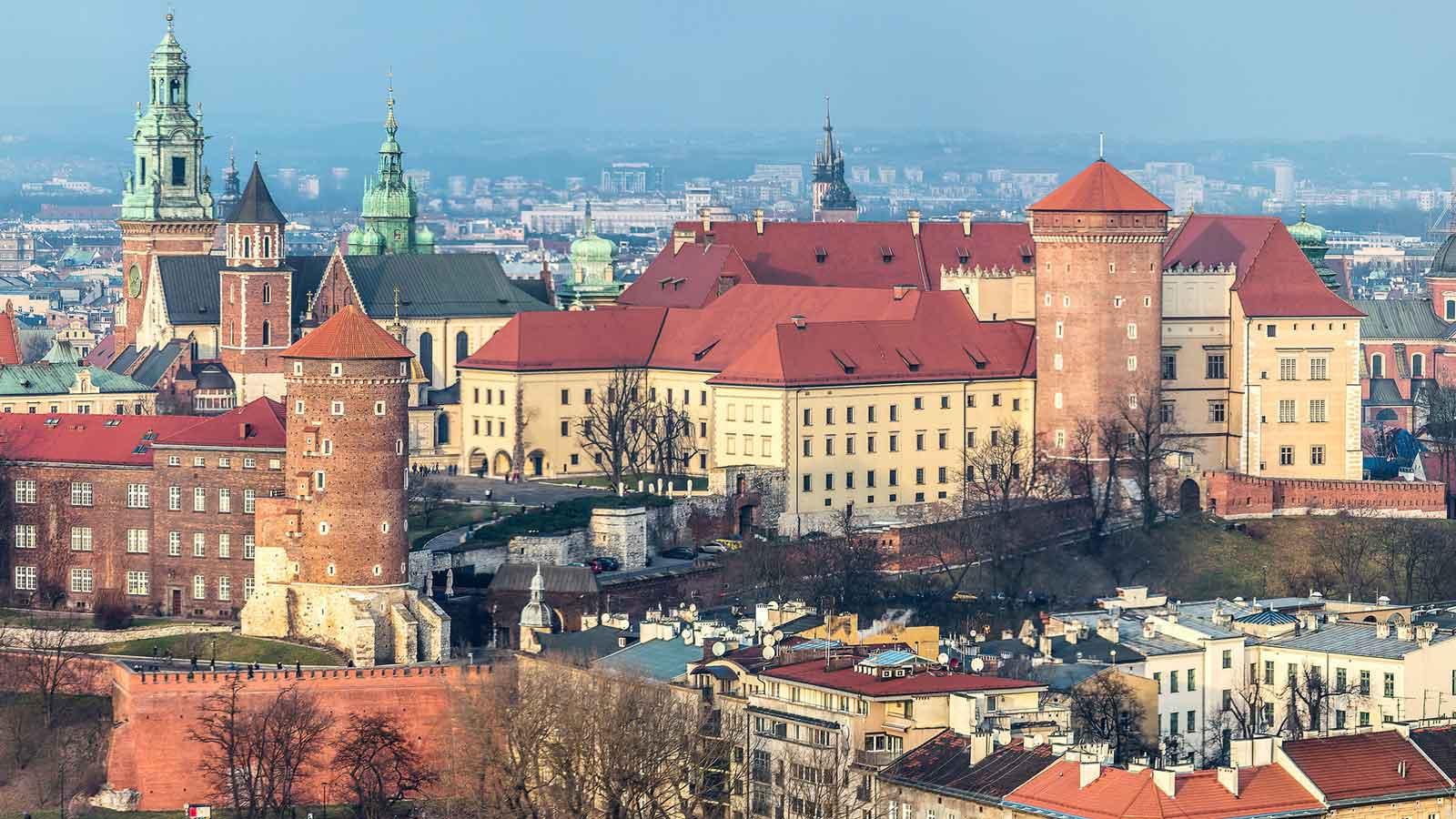 Krakow'daki Türk Firmaları