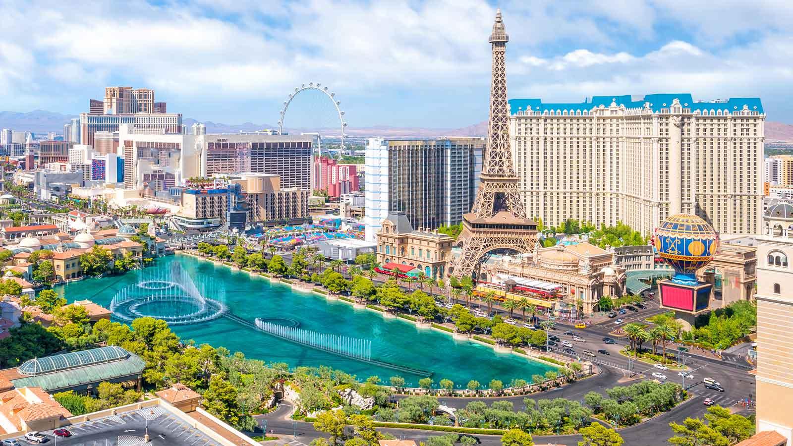 Las Vegas'taki Türk Firmaları