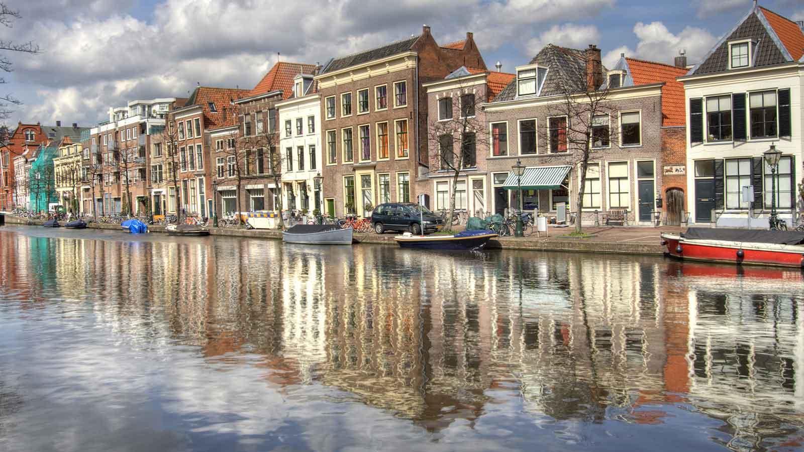 Leiden'daki Türk Firmaları