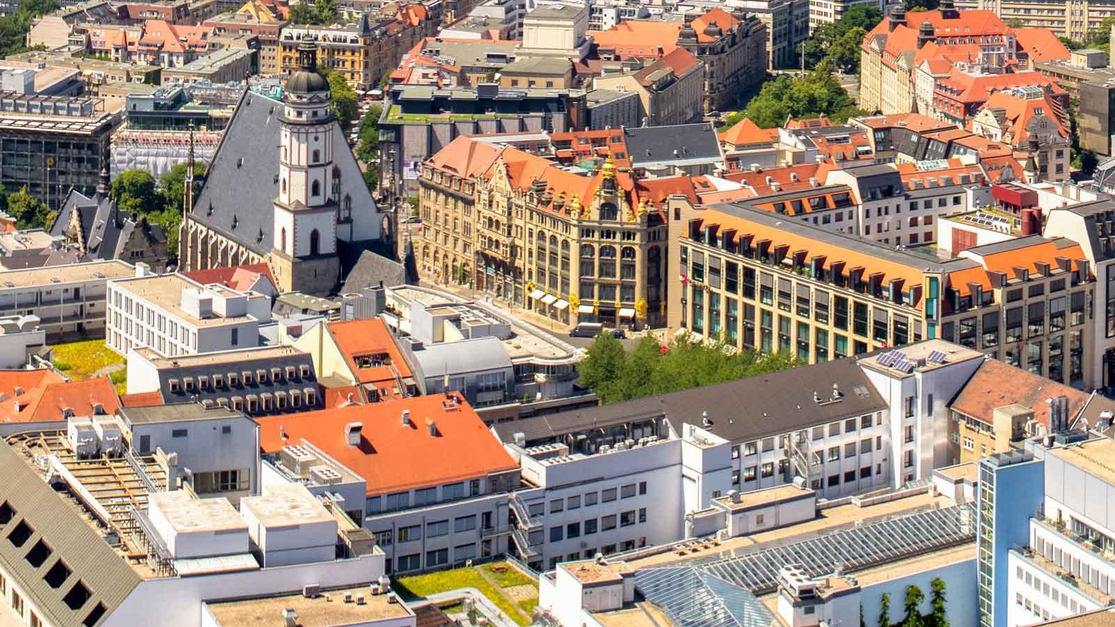 Leipzig'deki Türk Firmaları