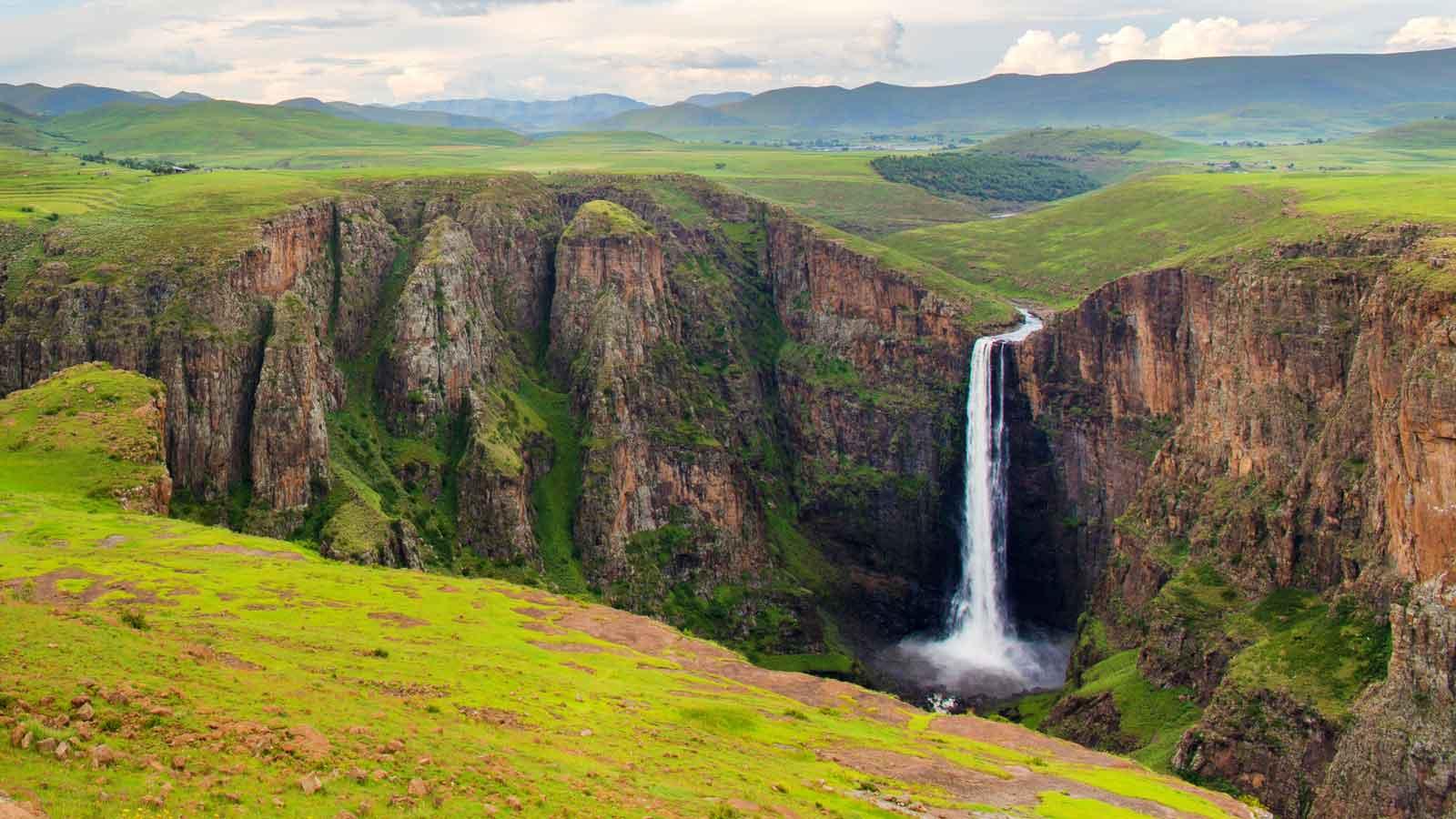 Lesotho'daki Türk Firmaları